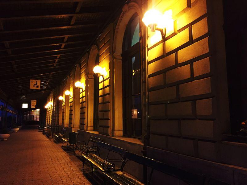 匈牙利火車站