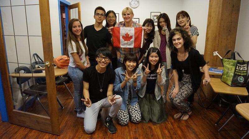 OHC溫哥華語言學校