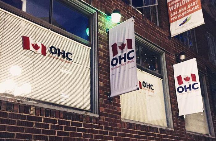OHC 語言學校,溫哥華