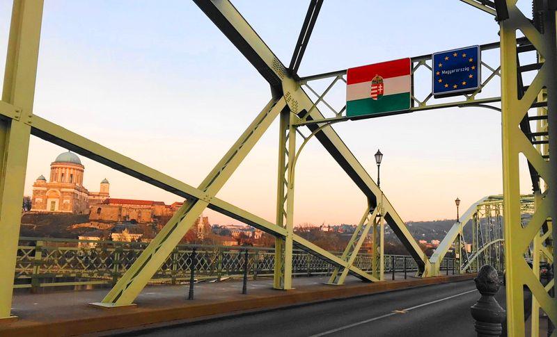 厄斯特貢-斯洛伐克邊界
