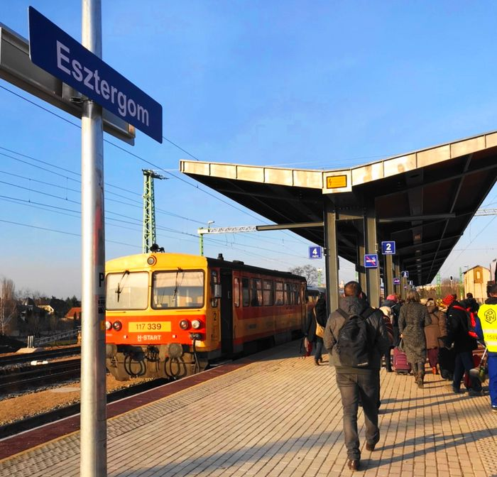 Esztergom火車站