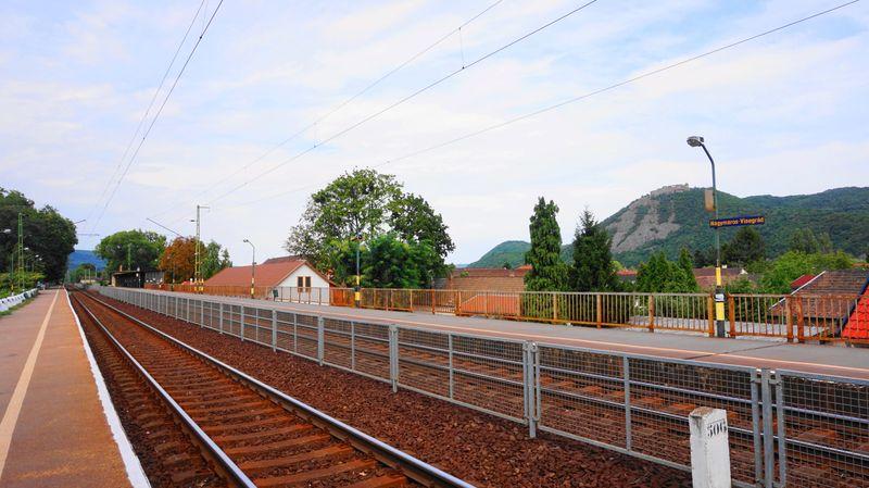 Visegrad 維謝格拉德火車站