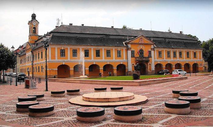 Esztergom城鎮