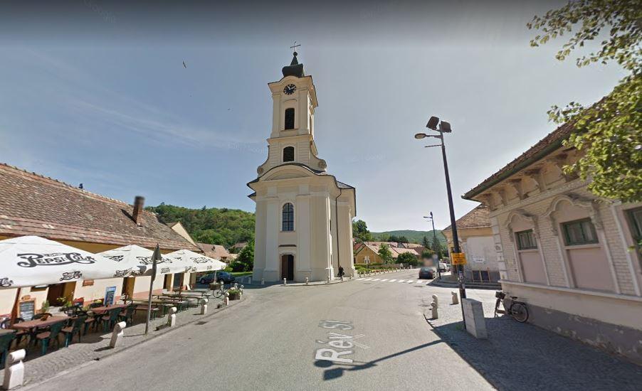 Visegrad 維謝格拉德教堂