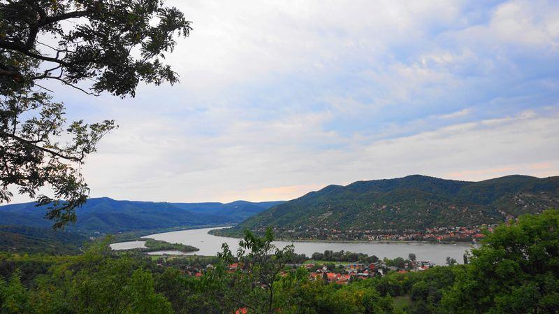 多瑙河灣-維謝格拉德Visegrad,Hungary