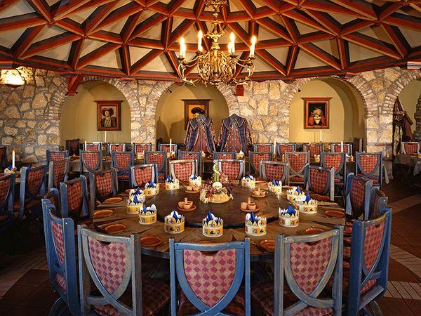 維謝格拉德-文藝復興餐廳Renaissance Restaurant of Visegrad,Hungary