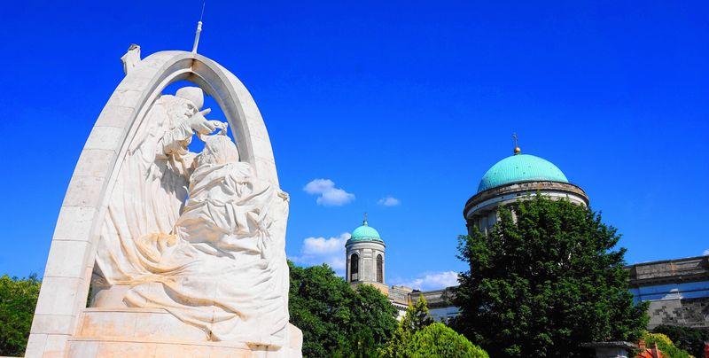 聖史蒂芬加冕紀念碑 Szent Istvan coronation monument