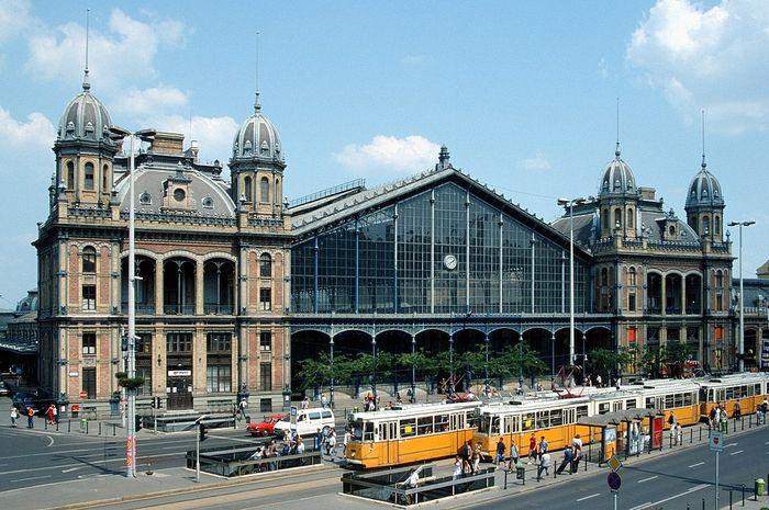 Nyugati-火車站