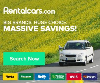 Rentalcars租車比價網