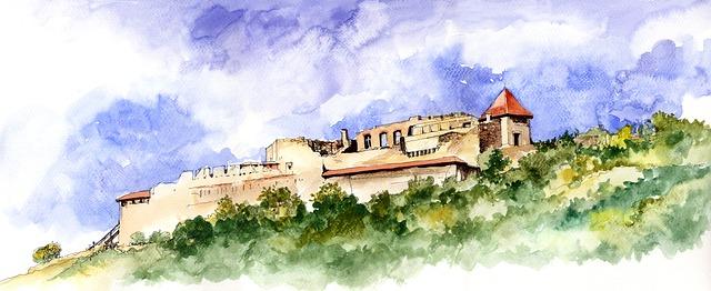 Visegrad維謝格拉德城堡-行程推薦