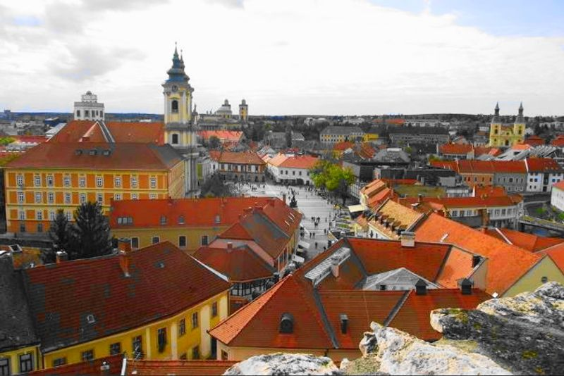 Eger one day tour of Get your guide
