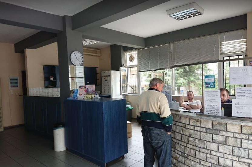 卡蘭巴卡KTEL巴士站據點:往返雅典Athens-卡蘭巴卡Kalambaka (梅特歐拉Meteora)