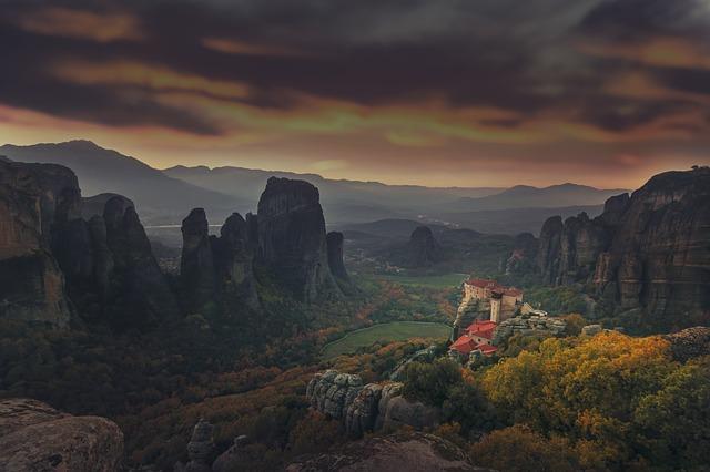 希臘天空之城-梅特歐拉Meteora,激推當地行程Local Tour