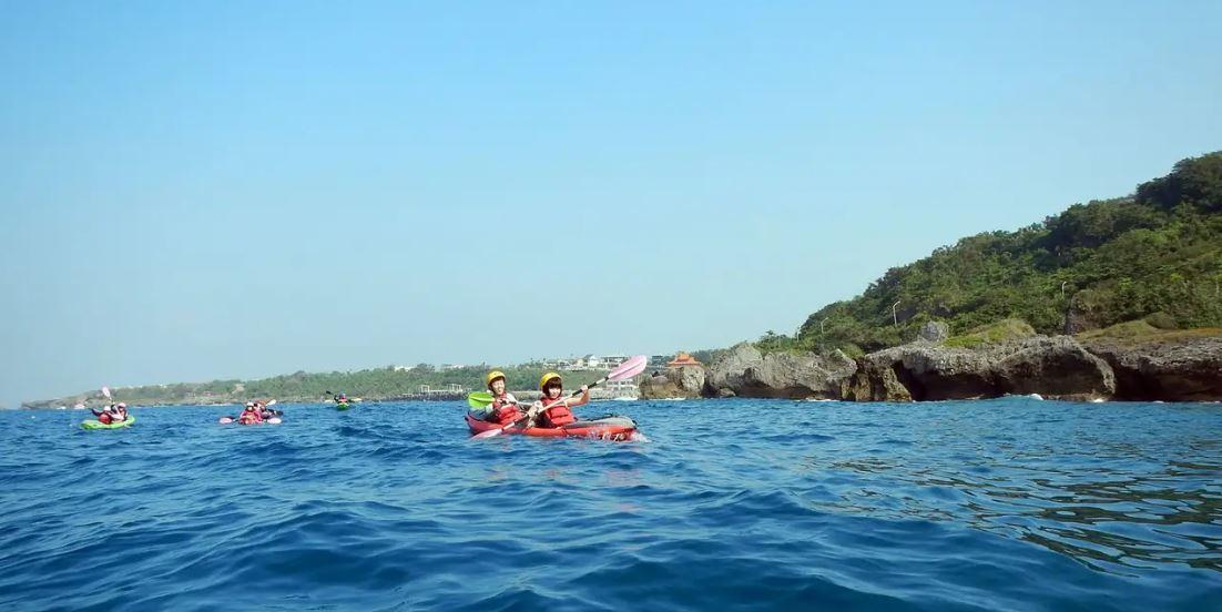 水上活動-獨木舟、泛舟