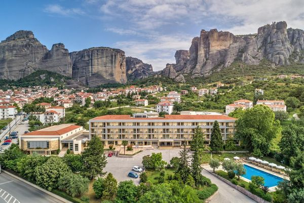 卡蘭巴卡梅特歐拉住宿推薦-Divani Meteora Hotel-渡假村飯店解決你所有需求,價錢也不貴。