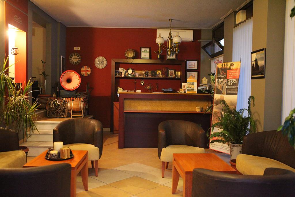 卡蘭巴卡梅特歐拉住宿推薦-Toti Boutique Rooms--隱身當地民宅中的民宿。