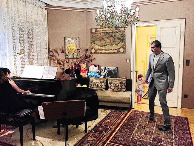 布達佩斯鋼琴家House Concert