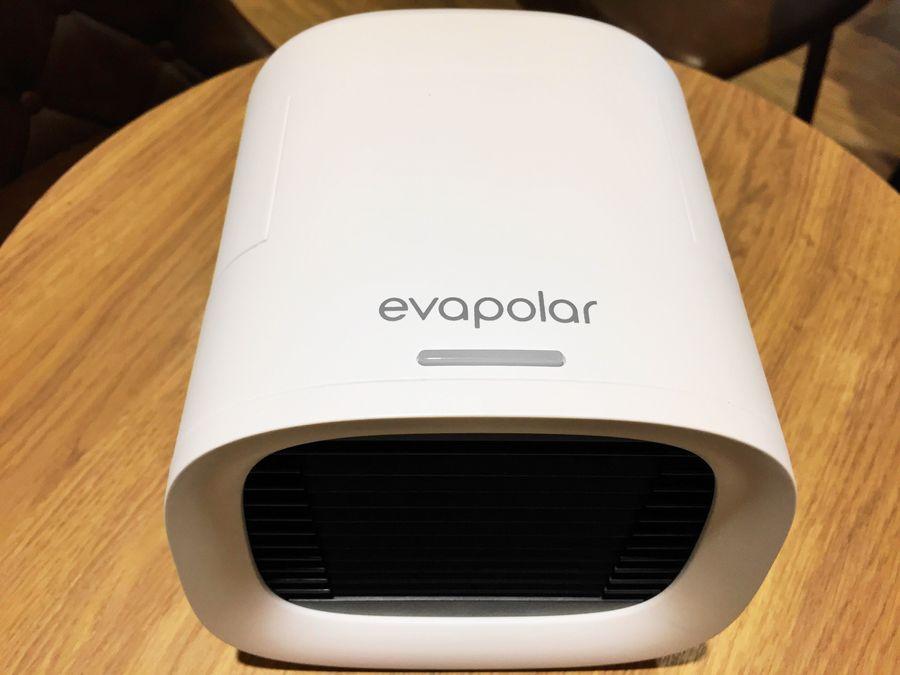 開箱:EvaPolar-EvaChill迷你隨身冷氣機