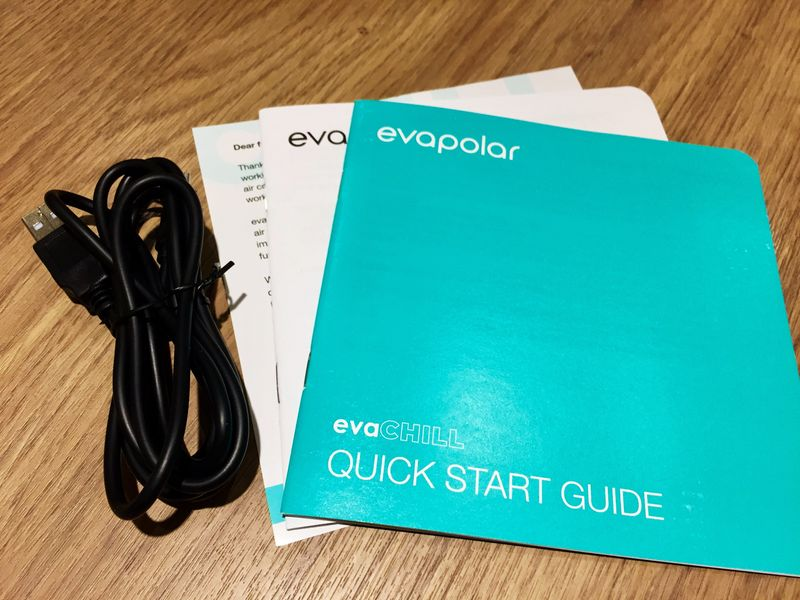 EvaPolar:EvaChill迷你隨身冷氣機