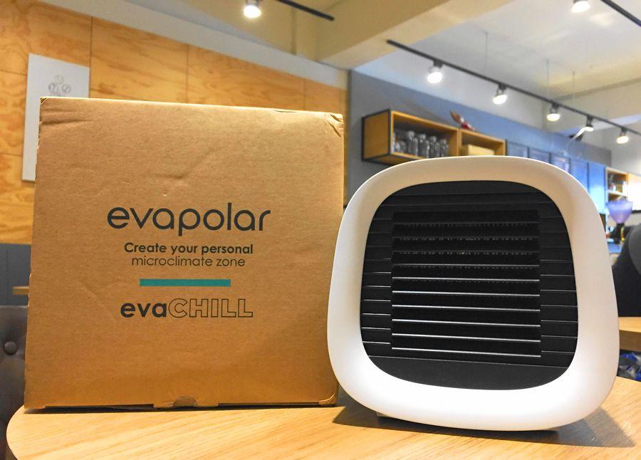 評價:EvaPolar-EvaChill迷你隨身冷氣機,值得買嗎?