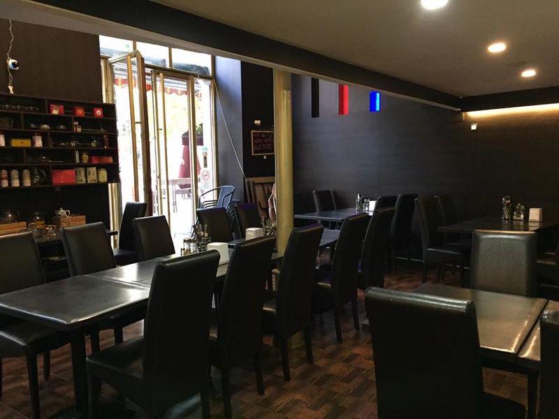 傅師傅中式餐廳 Fu Mester Chinese Restaurant in Budapest-一樓用餐空間