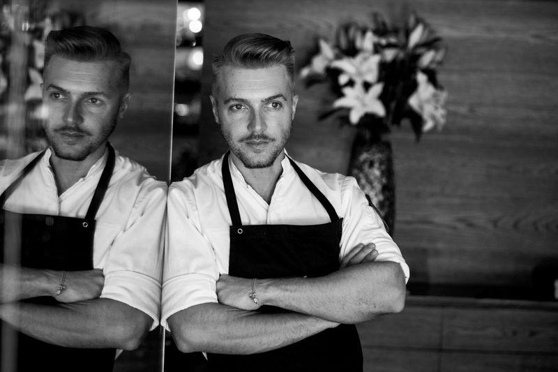 布達佩斯米其林一星餐廳Babel,Chef-István-Veres