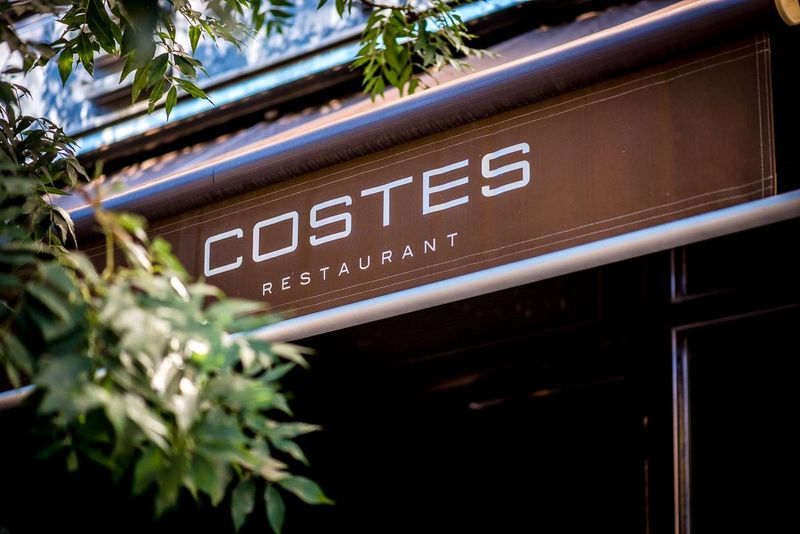 Michelin Star匈牙利布達佩斯米其林1星Costes Restaurant