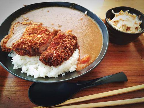Komachi Japanese Bistro in Budapest 小町日式小酒館-咖哩飯