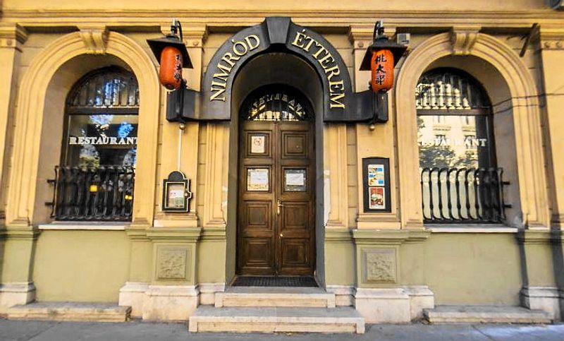 MOMOTARO Restaurant Budapest:桃太郎台灣人開的餐廳,就在匈牙利國會大廈、多瑙河畔附近。