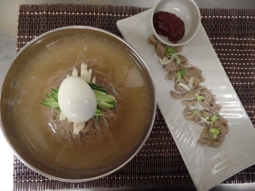 Bibimbap Pala Bistro in Budapest 位在布達佩斯布達區的韓式料理。