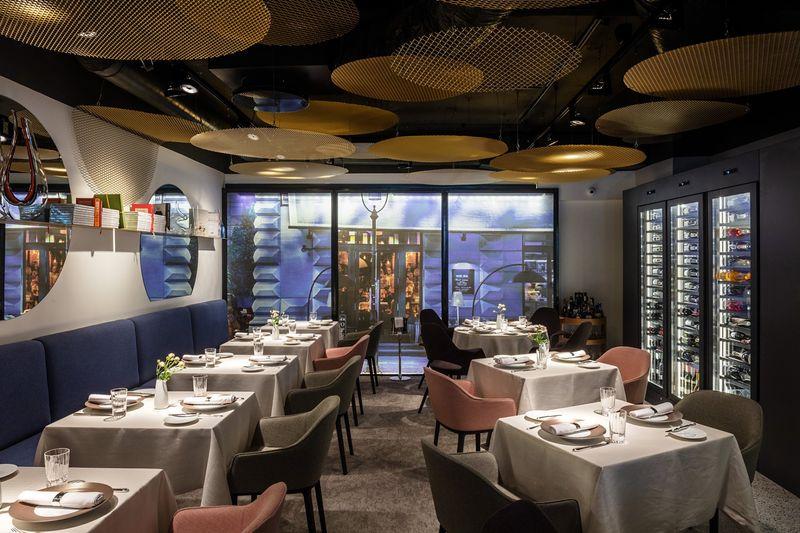 米其林一星餐廳 STAND Restaurant-內部空間