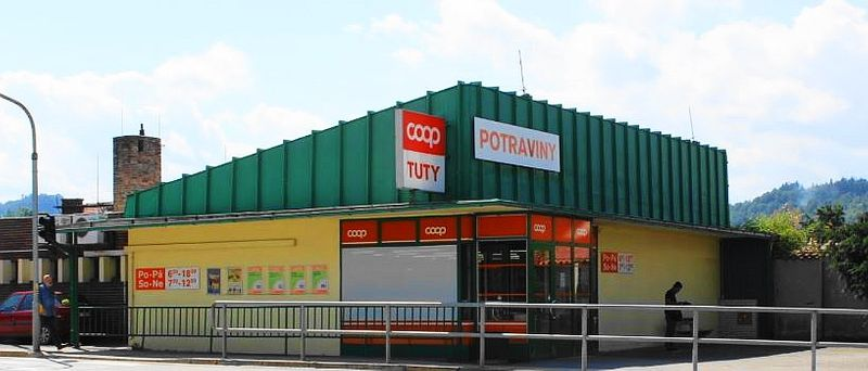 CK小鎮超市-Coop Store