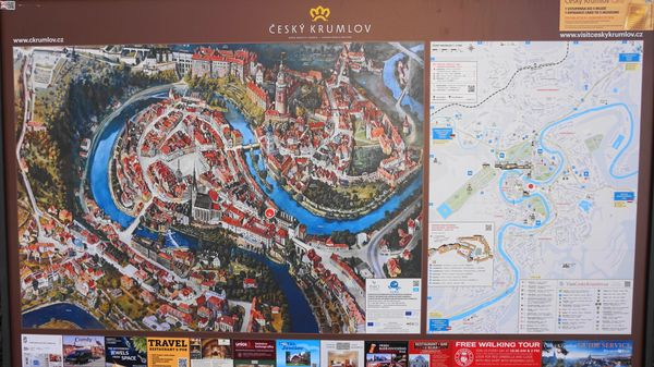 CK小鎮 information(Český Krumlov)