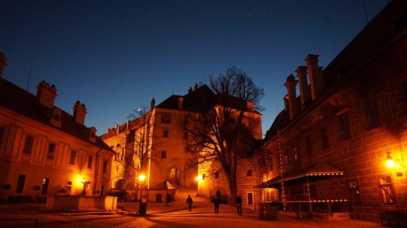 CK小鎮-城堡區夜景