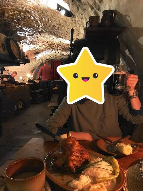 CK小鎮-地窖餐廳-吃豬腳