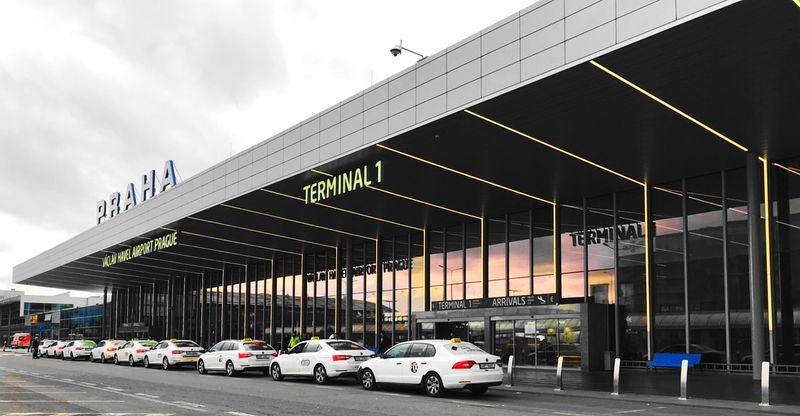 布拉格機場 Prauge Airport