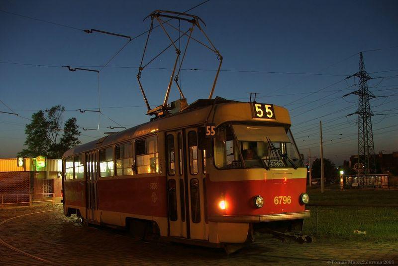 布拉格輕軌電車Trams