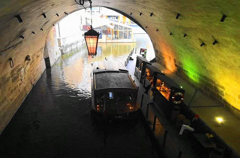布拉格威尼遊遊船 Prague Venice Boat Trip