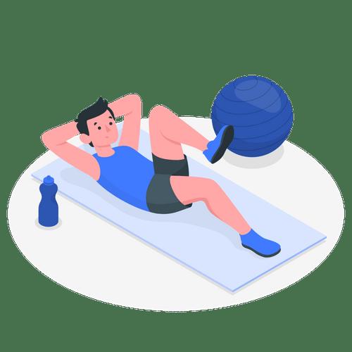 台灣男生喜歡去健身房鍛鍊身體