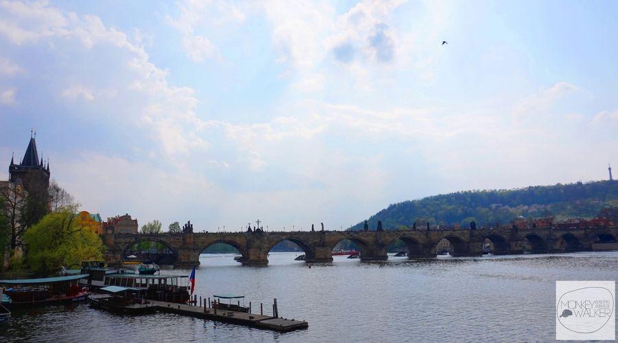 布拉格Prague必去景點-查理大橋