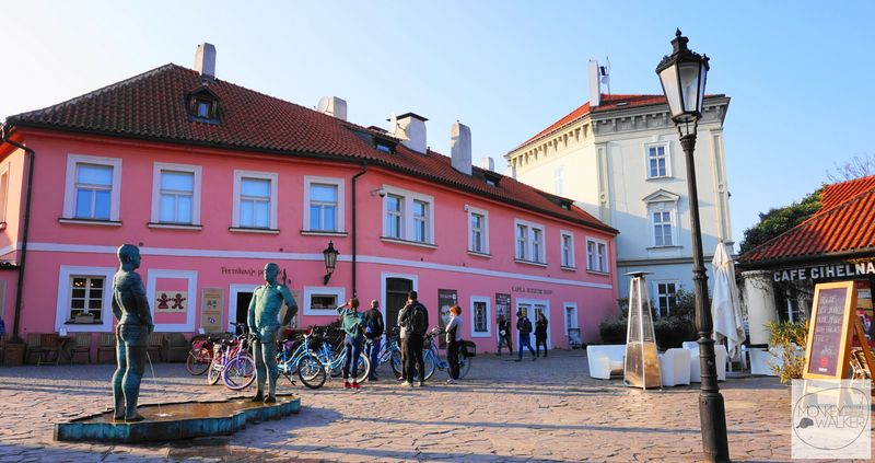 布拉格Prague必去景點-卡夫卡博物館,拜訪大文豪。