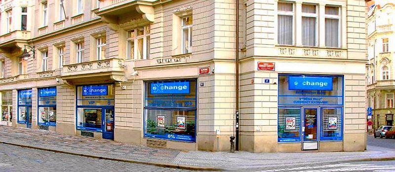 布拉格Prague評價良好的換匯所-eXchange