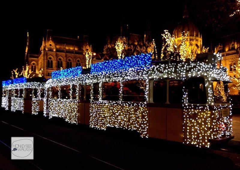 耶誕專屬輕軌電車 X'mas Tram 2
