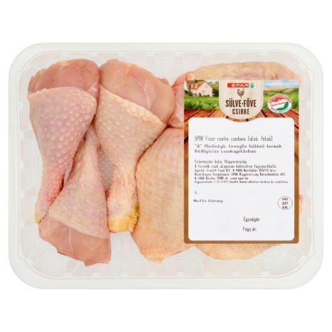 布達佩斯SPAR超市-便宜雞腿