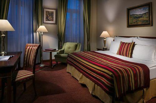 布拉格住宿推薦-Art Nouveau Palace Hotel(新藝術風格宮殿酒店)