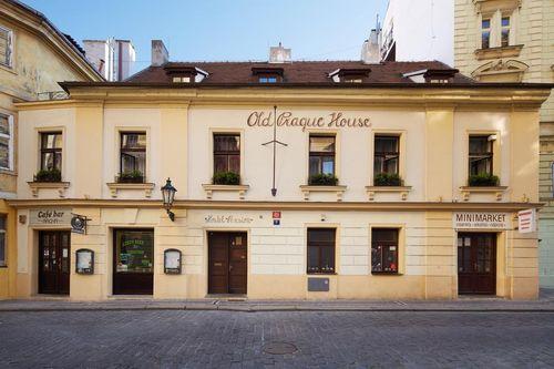 布拉格住宿推薦-Old Prague House