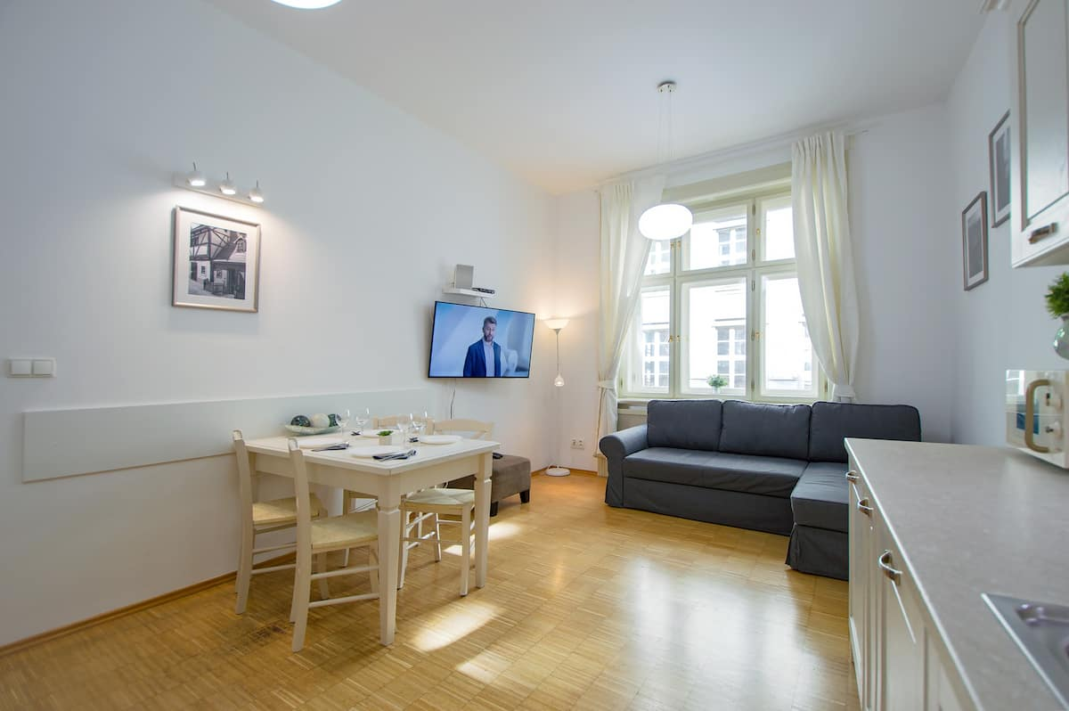 布拉格住宿Airbnb推薦-Stylish apartment in the center