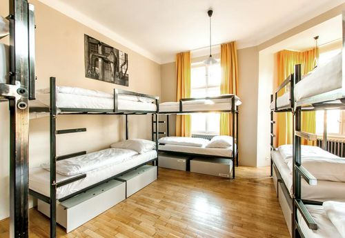 布拉格住宿推薦-Czech Inn