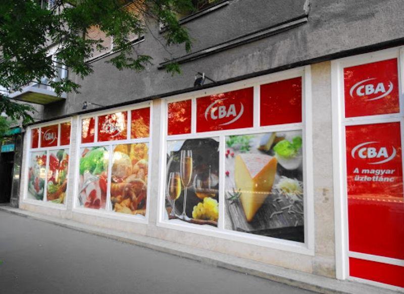 匈牙利布達佩斯超市品牌-CBA