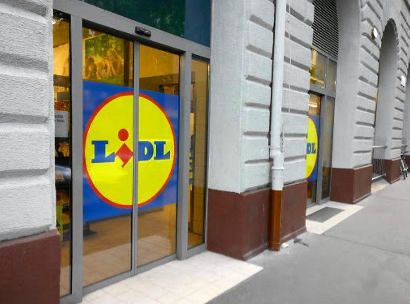 匈牙利布達佩斯超市品牌-LiDL